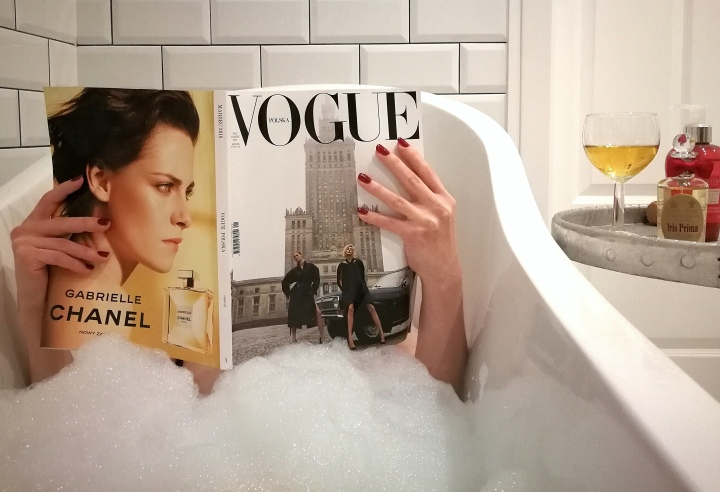"""""""Vogue"""" w Ogóle budziemocje"""